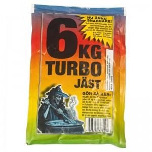 6 Turbo JAST