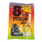 8 Turbo JAST