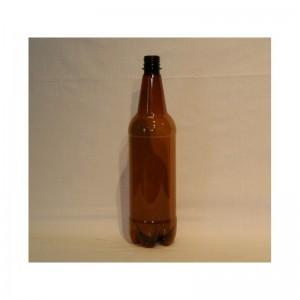 Пластиковая бутылка 1 л, Ø28 мм PET